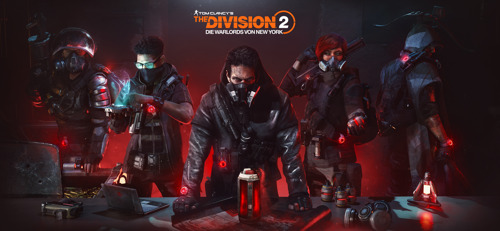 TOM CLANCY'S THE DIVISION® 2: DIE WARLORDS VON NEW YORK ANIMATIONSKURZFILM STELLT ANTAGONISTEN VOR