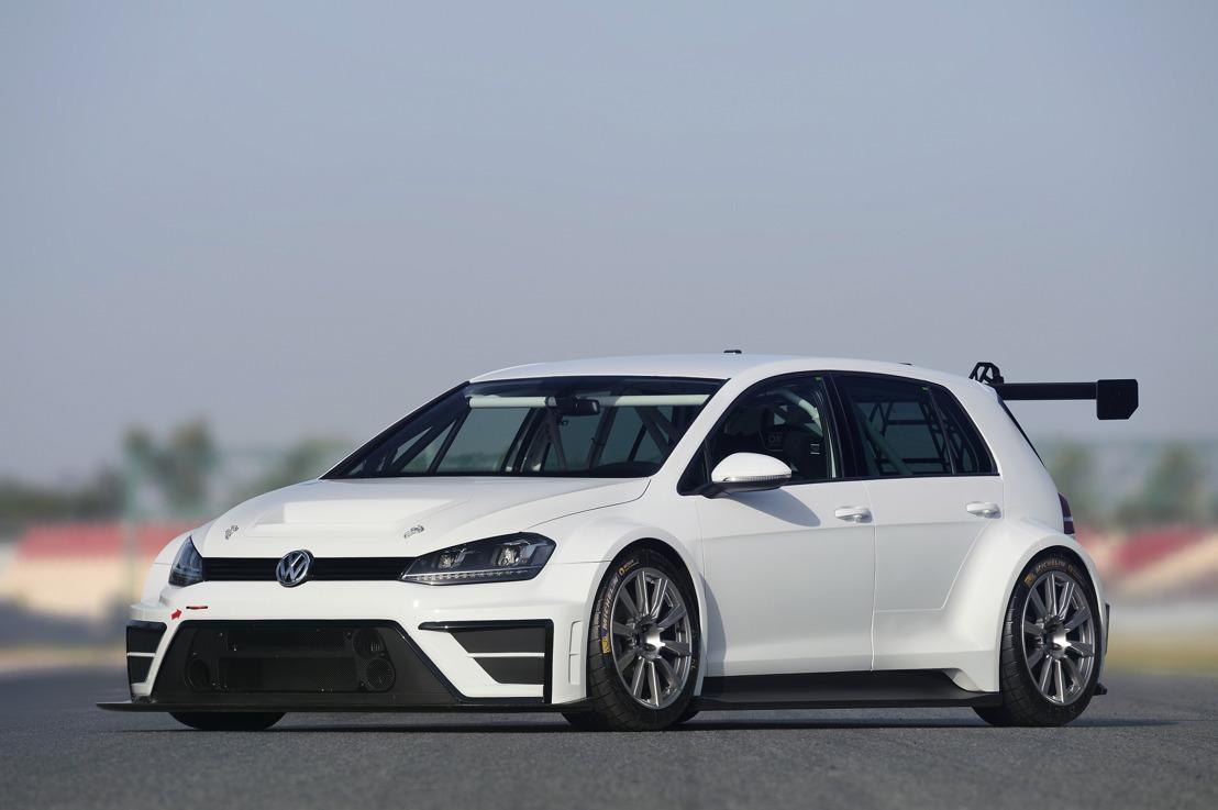Volkswagen développe une nouvelle Golf pour les circuits