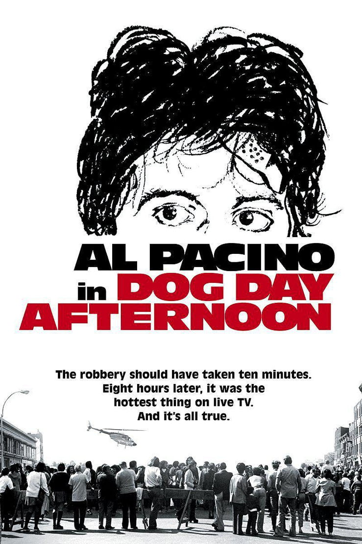 Dog Day Afternoon - affiche