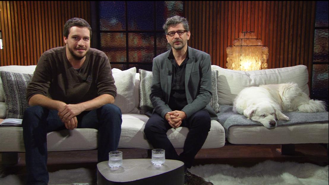 Lukas Lelie en Wim Helsen - (c) Panenka