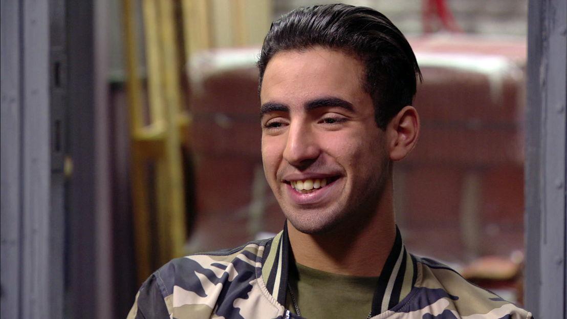 Aboubakr Bensaihi (c) VRT