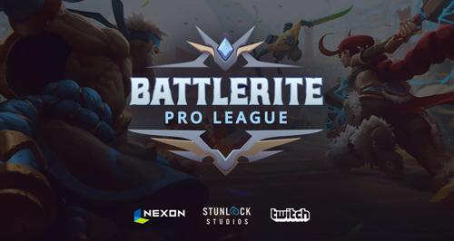 Battlerite Pro League: Twitch schließt Partnerschaft mit Stunlock Studios und Nexon