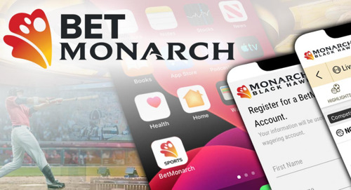 Bet on MLB with BetMonarch!