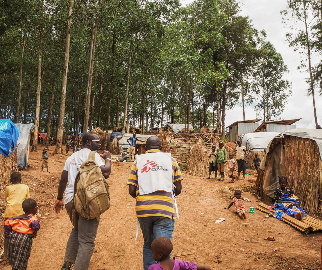 DRC: 200,000 people forced from homes and health centres destroyed as violence surges in Ituri province