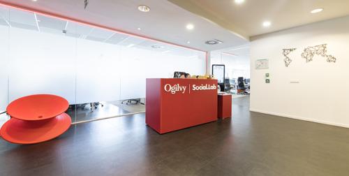 Ogilvy Social.Lab: Social and entrepreneurial at heart