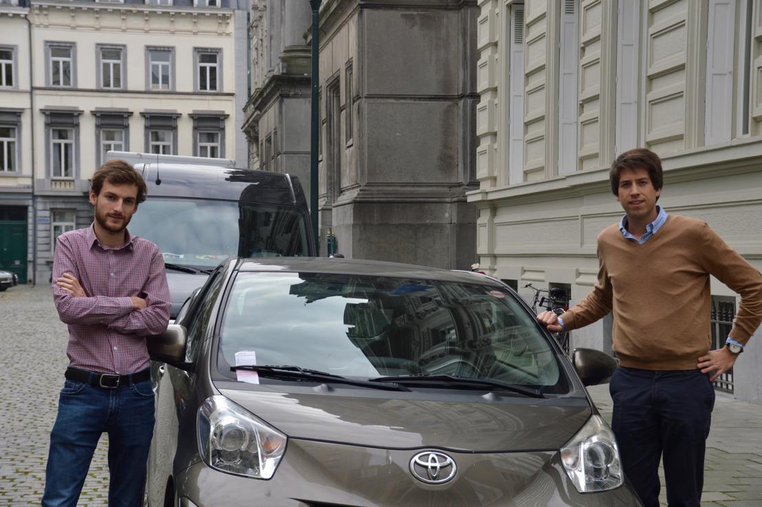cPark, de app om geen parkeerboetes meer te krijgen, nu ook in Antwerpen