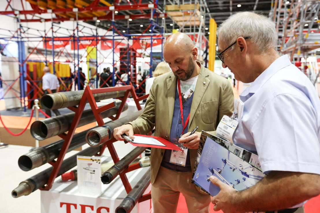 Products on display at The Big 5 Heavy 2018