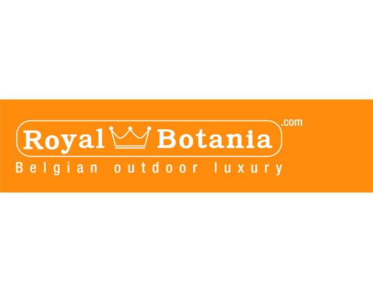 Royal Botania Belgian Outdoor Luxury press room
