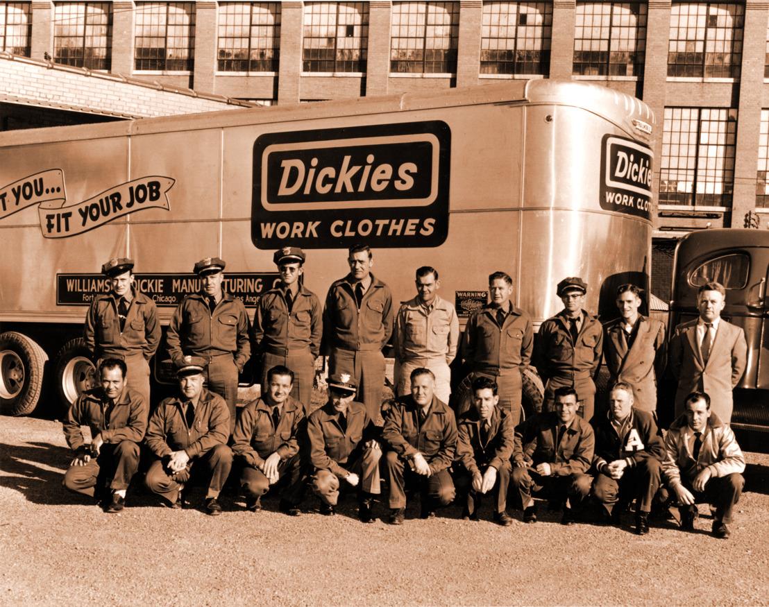 Dickies: 95 años de experiencia