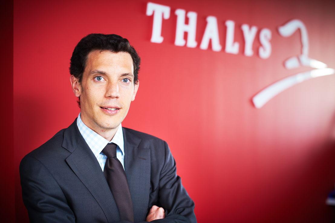 Franck Gervais, CEO Thalys International