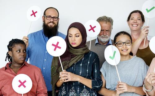 Vlaamse moslimjongeren voelen zich slecht politiek vertegenwoordigd
