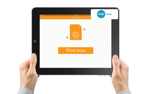 ThinPrint Mobile Print ist Citrix Ready-verifiziert