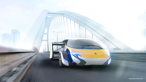 WORLD PREMIERE: AEROMOBIL WILL ANNOUNCE ITS NEXT GENERATION FLYING CAR AT TOP MARQUES MONACO 2017