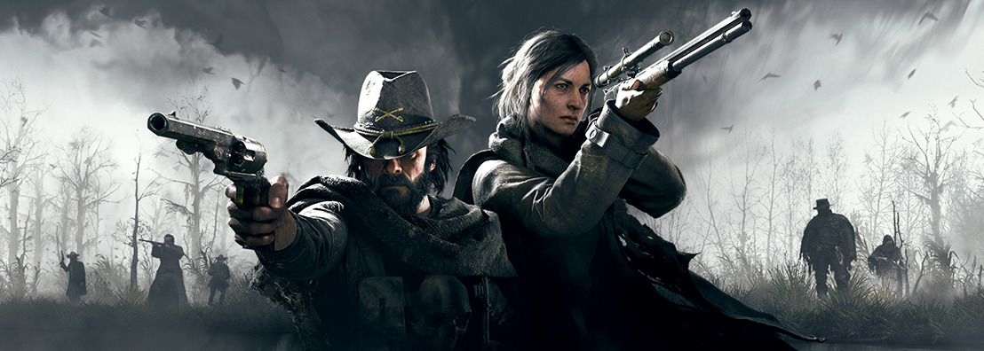 Hunt: Showdown Is Out Now on PC