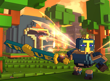 Trove's Voxel-MMO arrives on Switch Today!