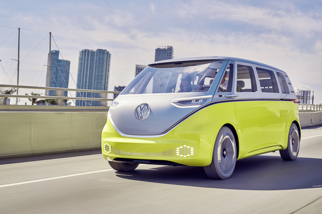 Volkswagen and NVIDIA to Infuse AI into Future Vehicle Lineup
