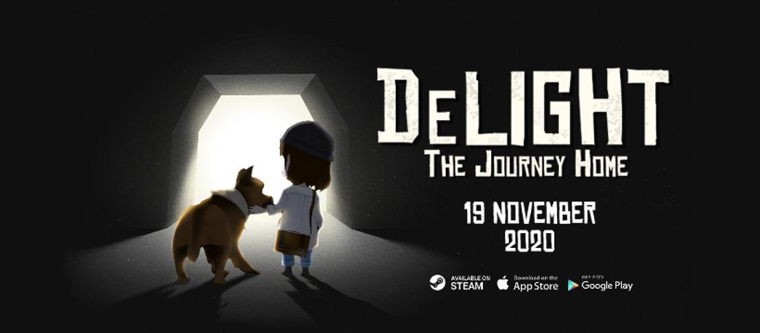 Story-Driven Sensory Adventure 'DeLight' Will Arrive November 19