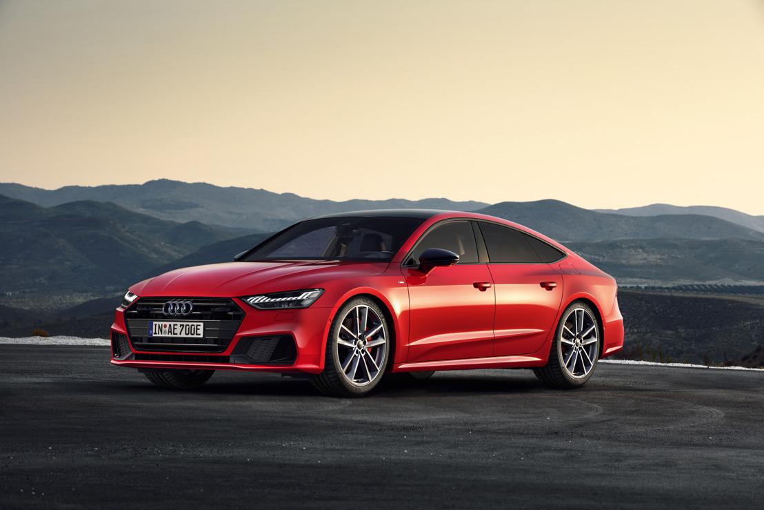 La Grand Tourisme parmi les hybrides rechargeables : Audi A7 Sportback 55 TFSI e quattro