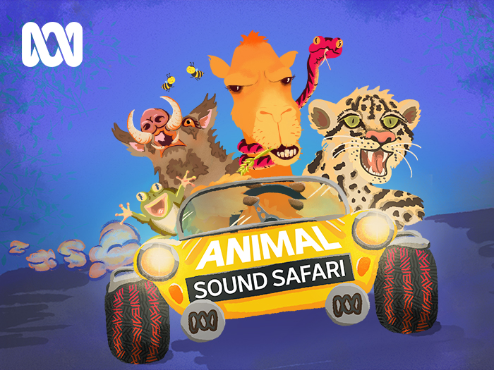 Preview: Survive school holidays with ABC's suite of kids podcasts
