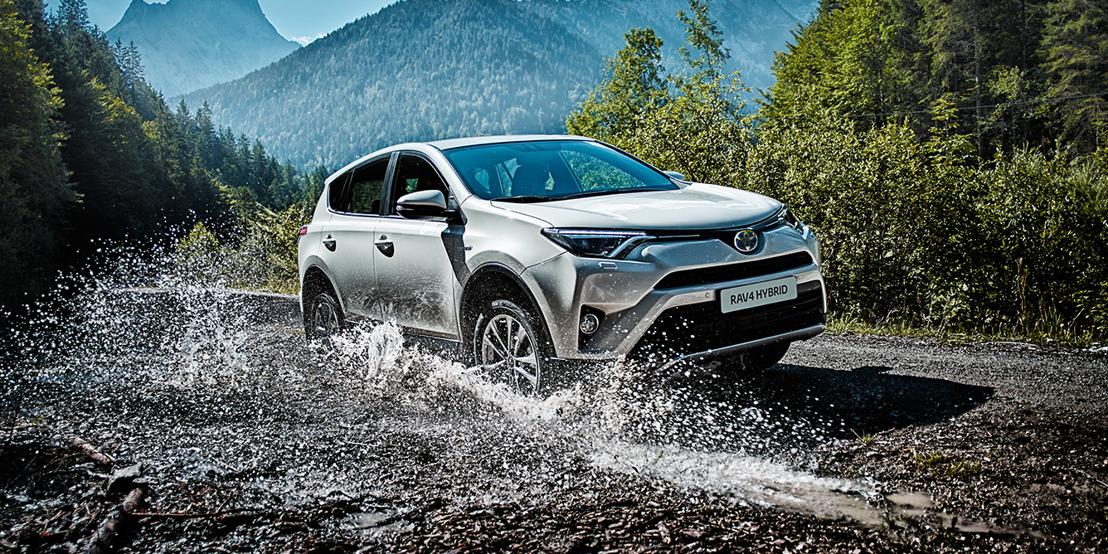 UPDATE - Toyota RAV4 Productie Augustus 2016