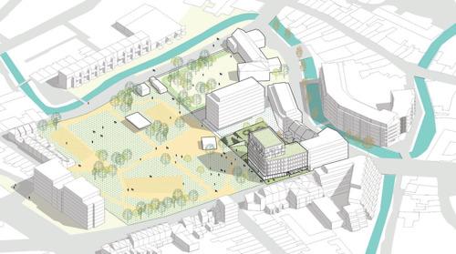 Ontwerp-RUP Parking Benedenstad en samenwerkingsovereenkomst met Interleuven naar gemeenteraad