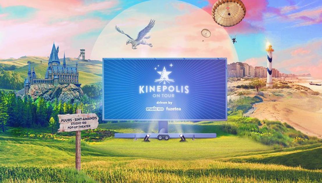 Na geslaagde paaseditie trekt Kinepolis On Tour in mei verder naar Puurs-Sint-Amands