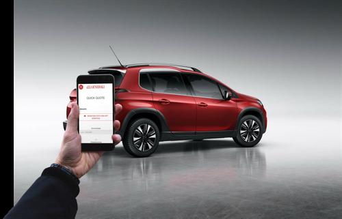 Europese primeur: tarief autoverzekering berekenen via foto van wagen in 60 seconden