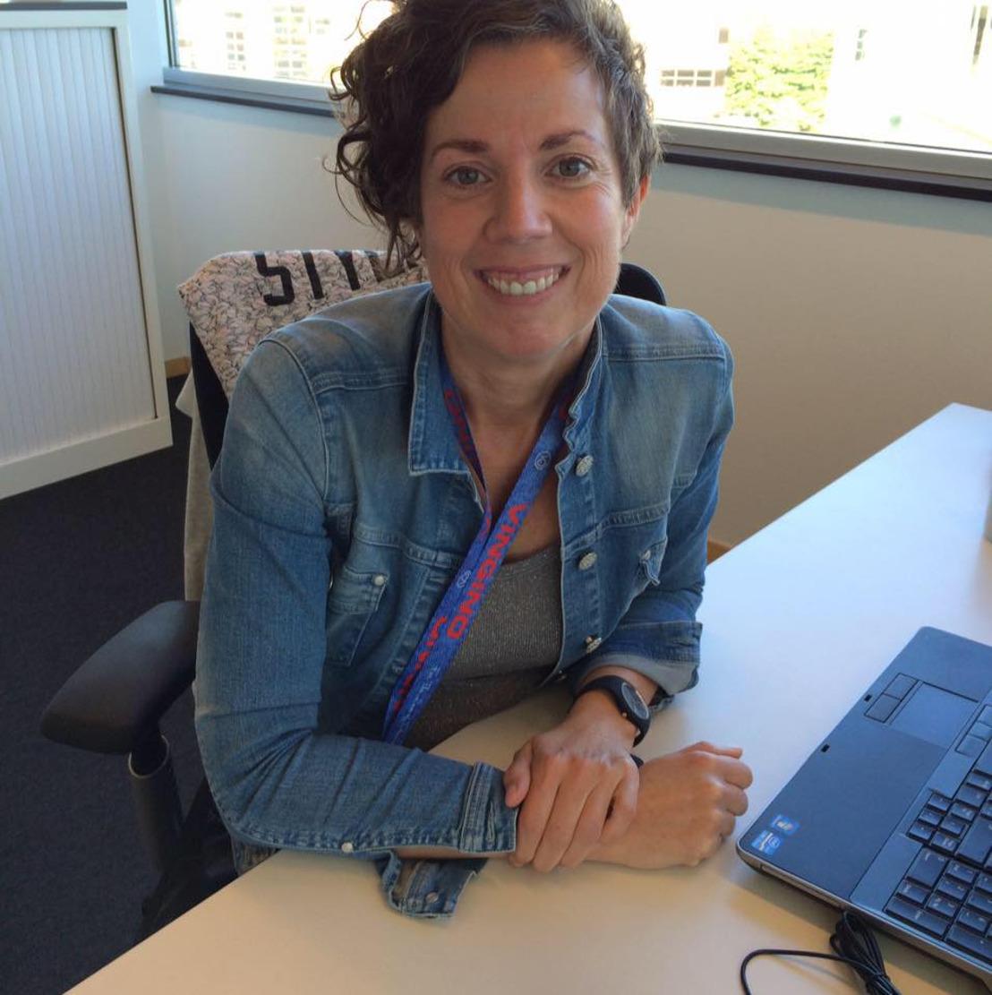 Sylvia Gea: Nieuwe medewerker TBel Fleet