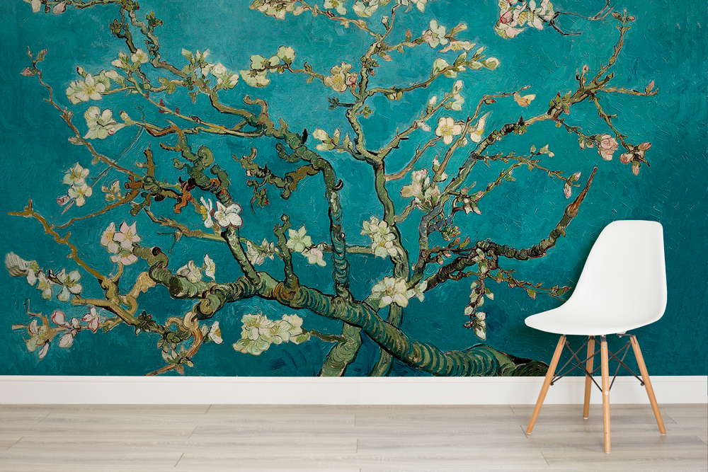 Almond Branches by Van Gogh