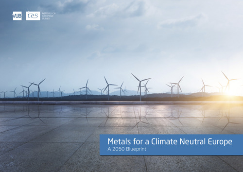 VUB study makes Europe's non-ferrous metal industry an example of transition to climate neutrality for other industries