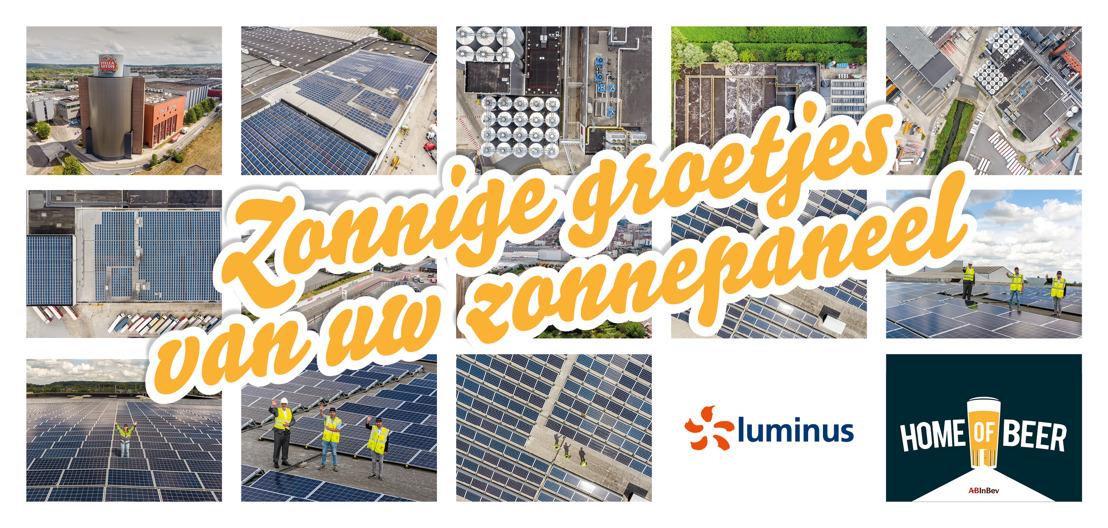 Jaarlijks 30 miljoen Leuvense pintjes op zonne-energie dankzij lokale investeerders