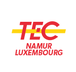TEC Namur-Luxembourg espace presse Logo