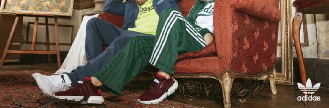 adidas Originals presenta sus nuevas intervenciones para la silueta P.O.D. System