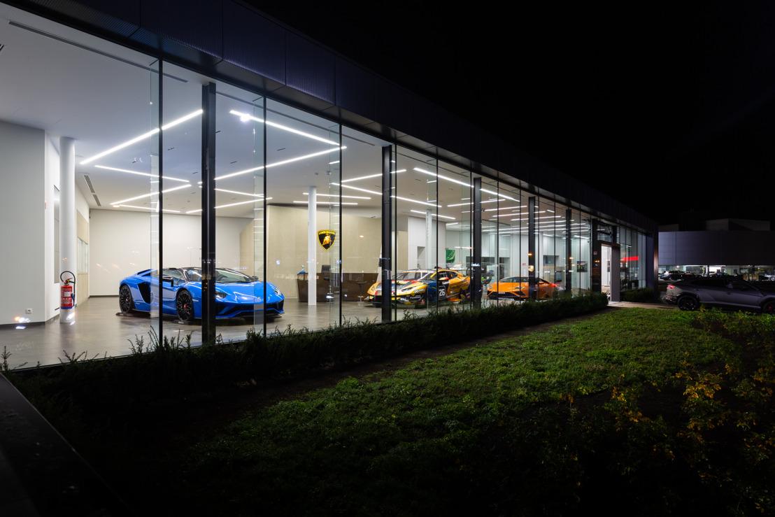Lamborghini Brussels fête ses 12 premiers mois !
