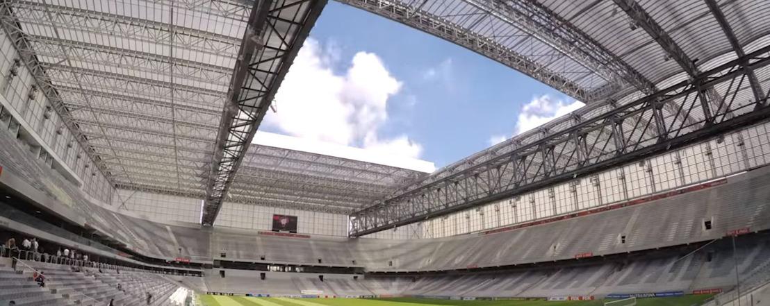 Panasonic presenta Soluciones Integrales para recintos deportivos y centros de entretenimiento