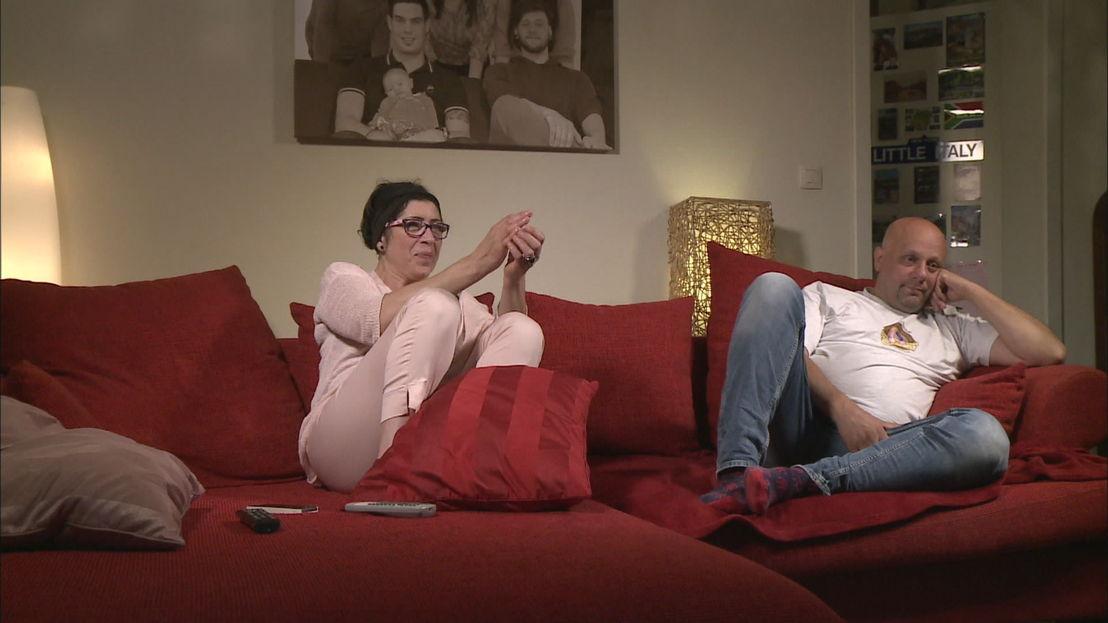 Lia en Pippo <br/>Hallo televisie! (c) VRT