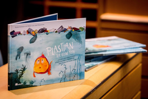 Waste Free Oceans Launches Children's book on Marine Litter
