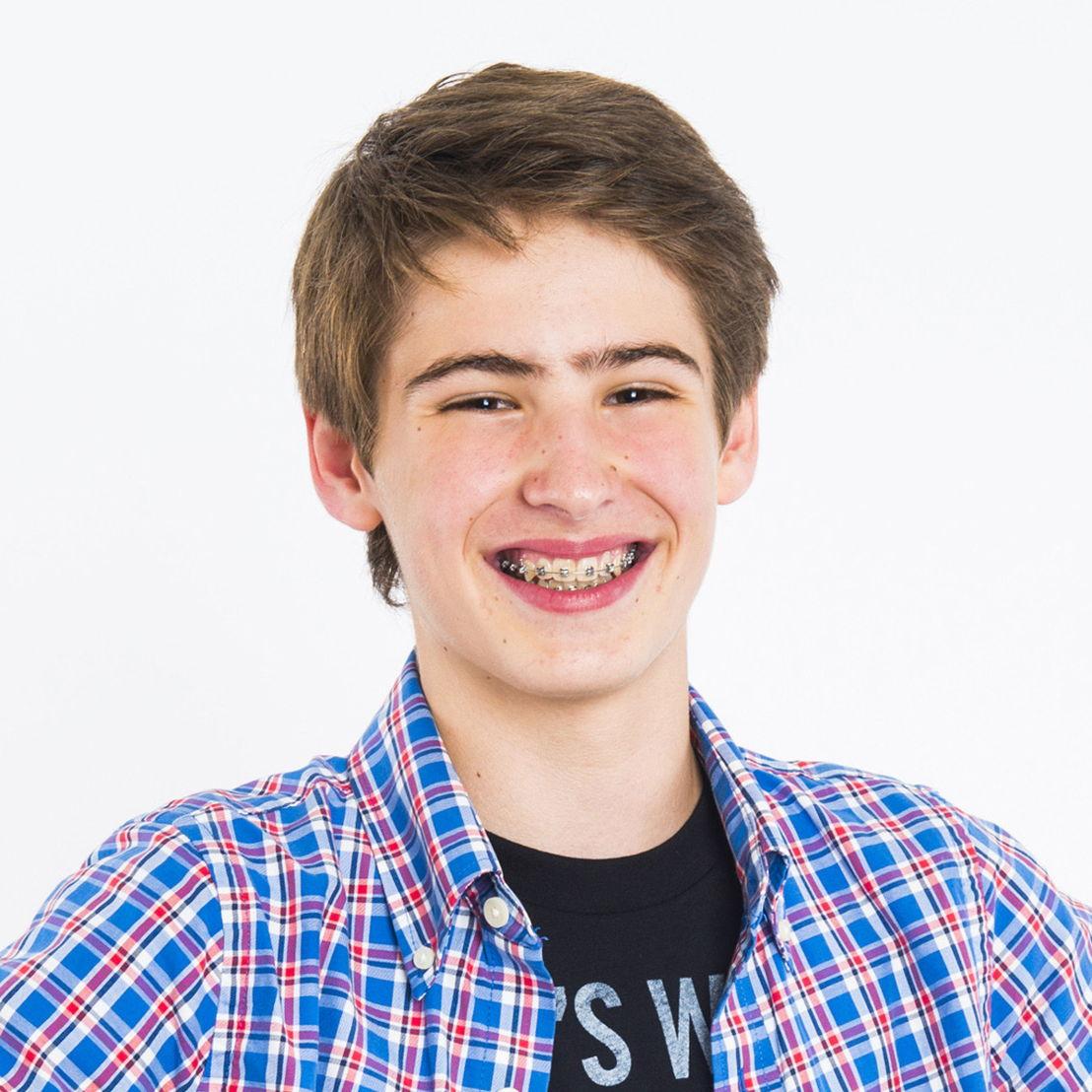 Junior Musical - Sheldon Demiddeleer - (c) VRT - Frederik Beyens