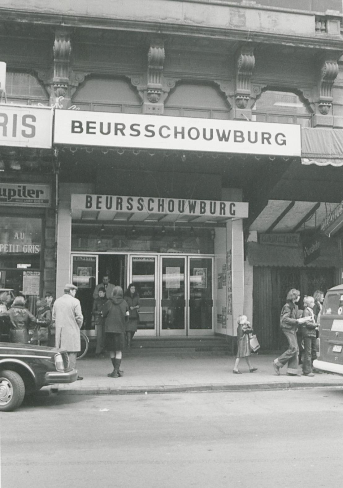 Beursschouwburg 50 in foto's