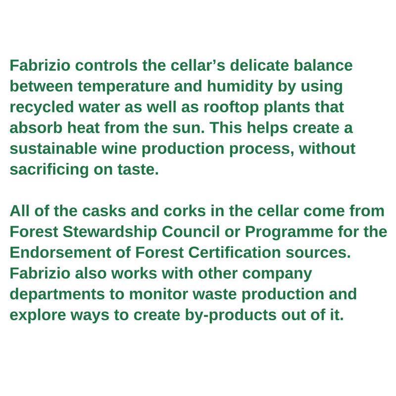 Green worker profile - Fabrizio Savino