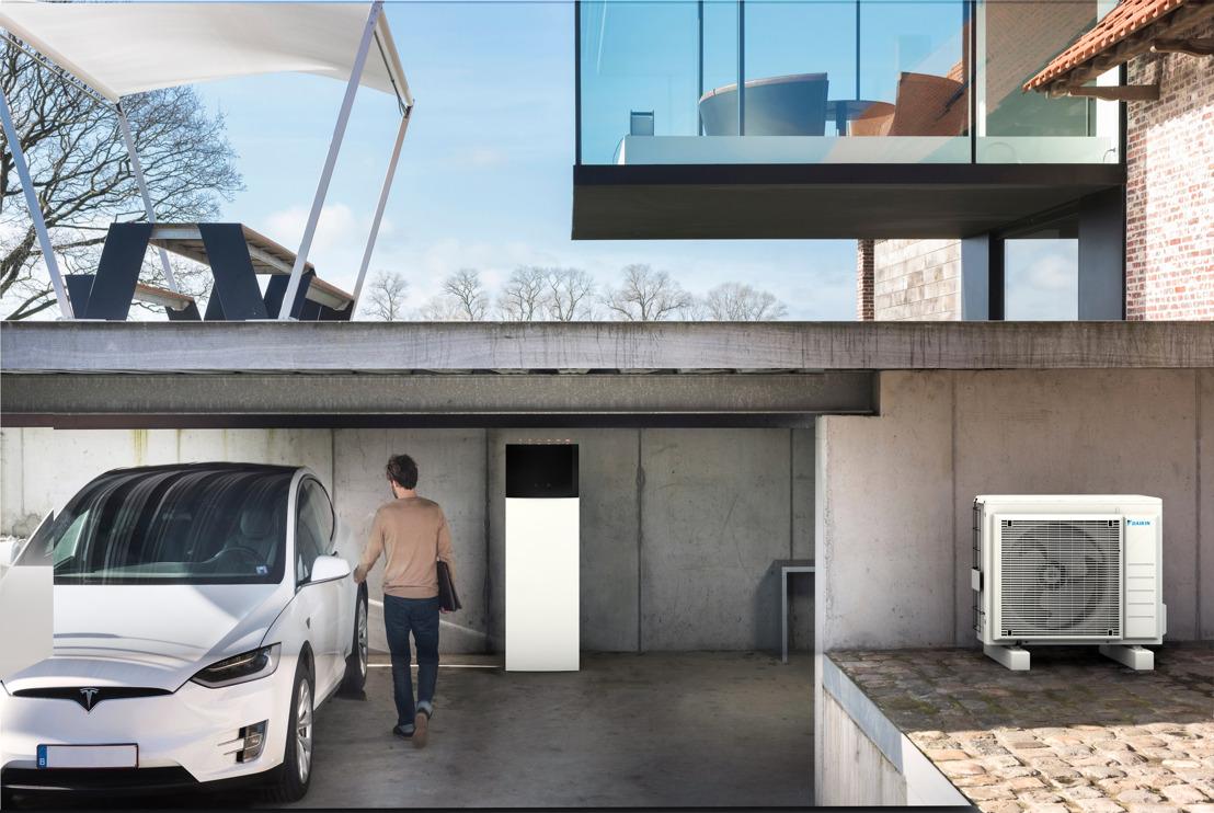 Daikin Altherma 3th generation : Nouveau dans la gamme des pompes à chaleur