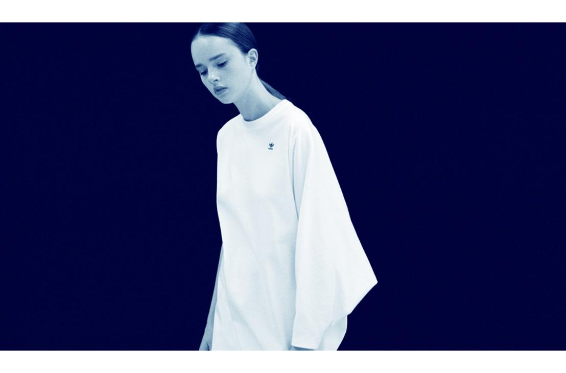Estilo minimalista, la esencia de la colección adidas Originals por HYKE