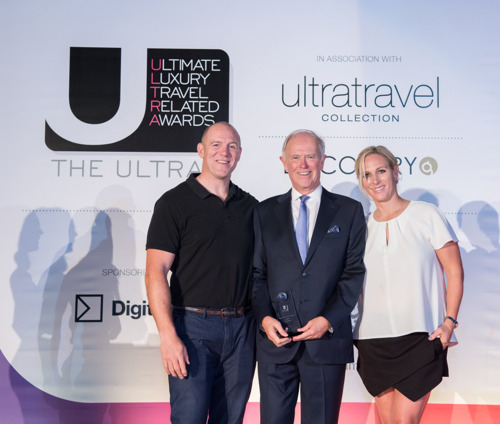 "Emirates takes home five awards in one week ending with big win at the ULTRAs as ""Best Airline in the World"""