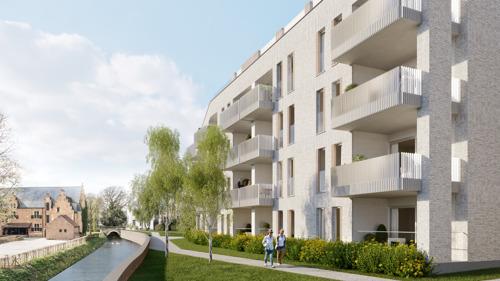 Herbestemming op Ezeldijksite gaat met 73 nieuwe woningen volgende fase in
