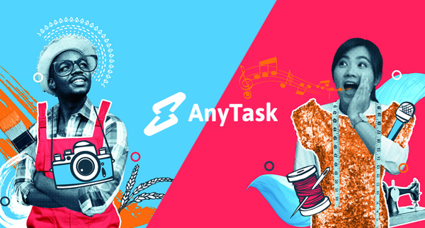 Preview: Electroneum's new freelance platform AnyTask goes global with soft launch following weeks of great success