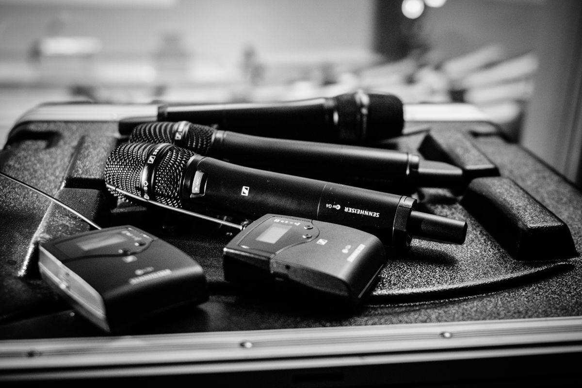Robuste Profitechnik: Die Serien ew 100 G4 und ew 500 G4 bieten beste Klangqualität, einfache Handhabung und eine Vielzahl nützlicher Features