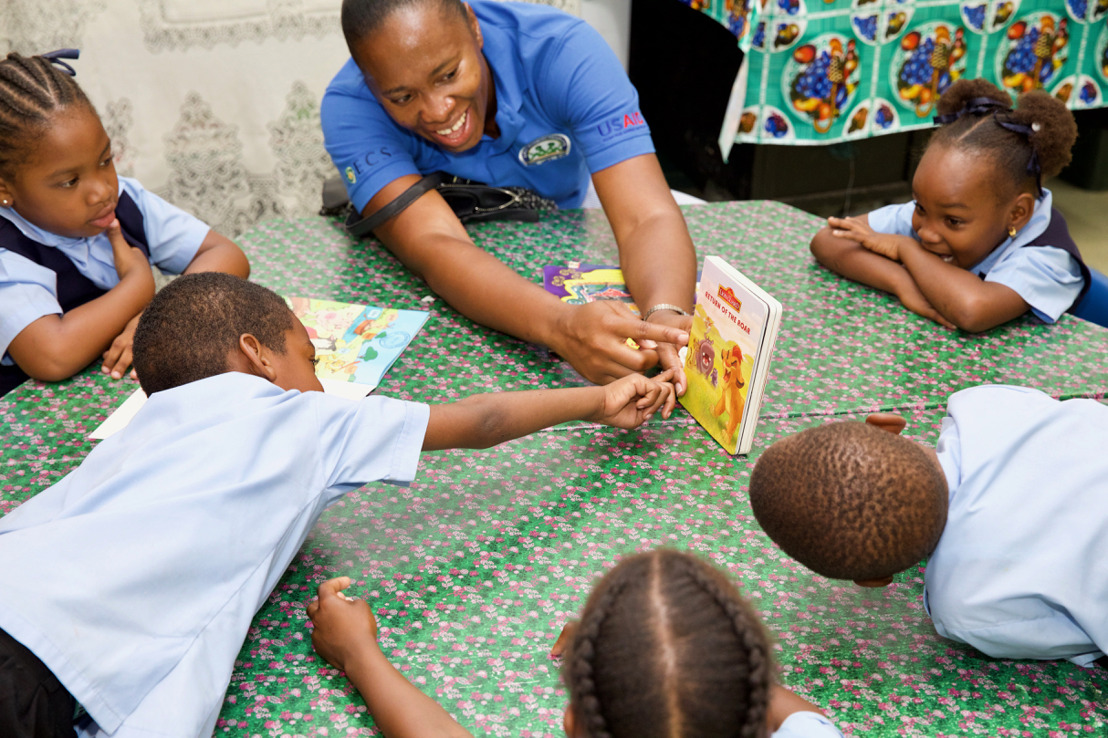 Reading Road Show Targets Early Learners as Part of St. Lucia's Reading Month Celebrations