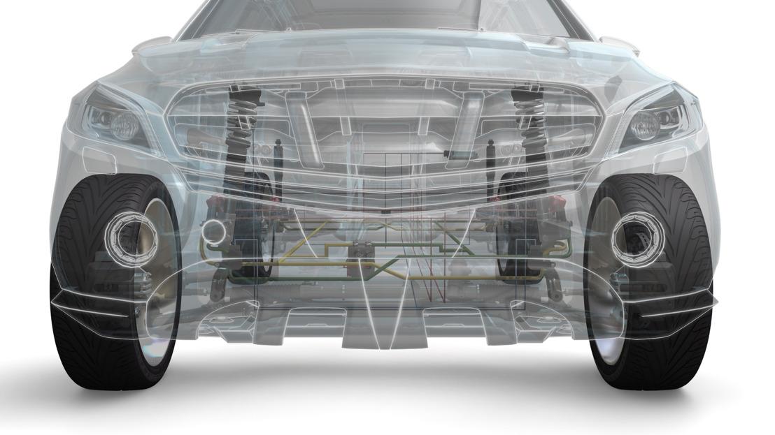 Tenneco annonce de nouvelles options de pointe pour sa technologie de suspension CVSA2/Kinetic®