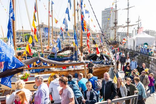 'Oostende voor Anker' trekt voor de 19e editie 225.000 bezoekers aan!