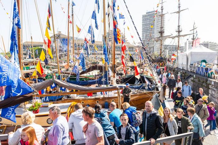 Preview: 'Oostende voor Anker' trekt voor de 19e editie 225.000 bezoekers aan!